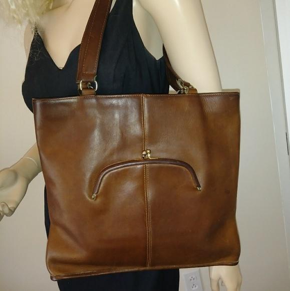 bb1394a245 COACH Bags | Vintage Nyc Bonnie Cashin Kisslock Tote 70 | Poshmark